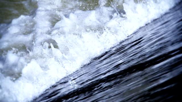 vídeos de stock, filmes e b-roll de cachoeira fundo, fluxos de água - curso de água
