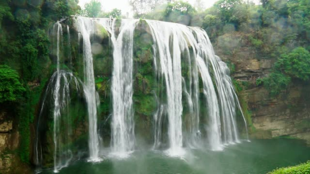 waterfall huangguoshu falls in guizhou