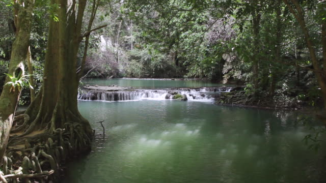 MS Waterfall in Khao Sok National park / Surat Thani, Thailand