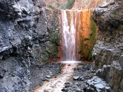 pal : waterfall - land feature stock videos & royalty-free footage