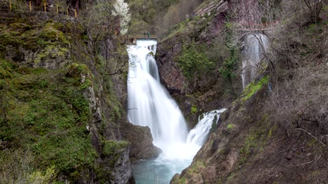 waterfall - eastern european culture stock videos & royalty-free footage
