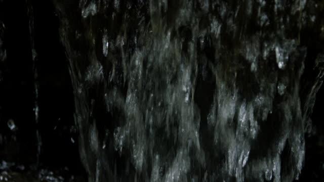 waterfall - ecoturismo video stock e b–roll