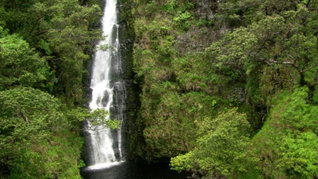 vídeos y material grabado en eventos de stock de waterfall with successive spills - artbeats