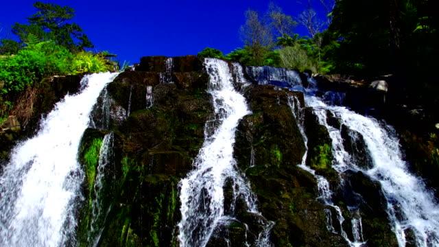 Waterfalls in Coromandel / New Zealand