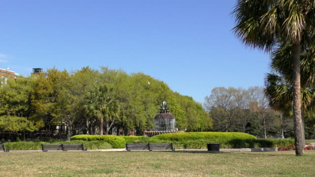 Waterfront Park - Charleston, South Carolina