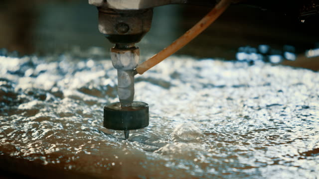 60 Waterjet Cutting Video Clips & Footage - Getty Images