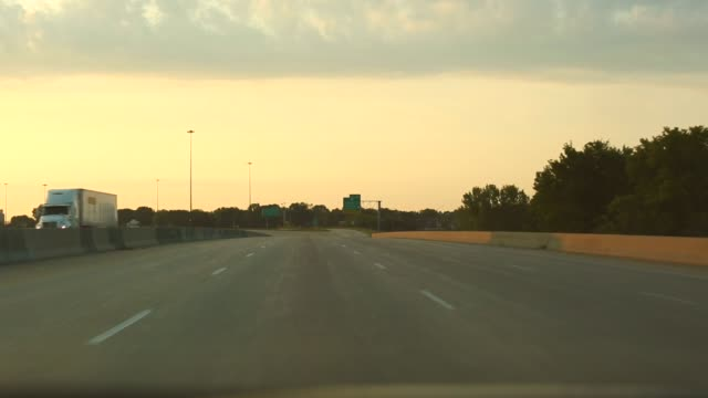 Waterloo, Iowa, driving timelapse