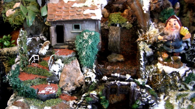 watermill (hd) - architectural model stock videos and b-roll footage