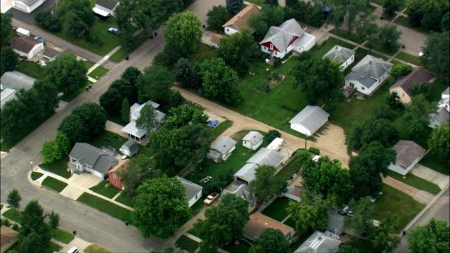 Watertown  - Aerial View - South Dakota, Codington County, United States