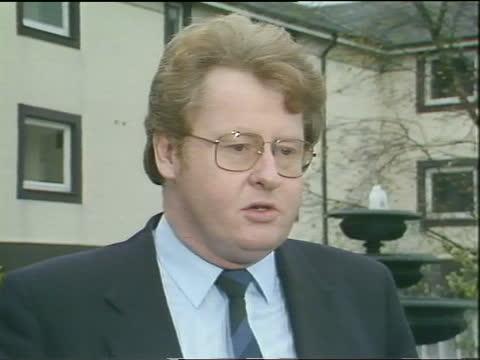 "watford robert maxwell & elton john:; england: london: ec1: holborn: daily mirror: int robert maxwell intvw sof ""if my family hadn't got -- to the... - adjusting stock videos & royalty-free footage"