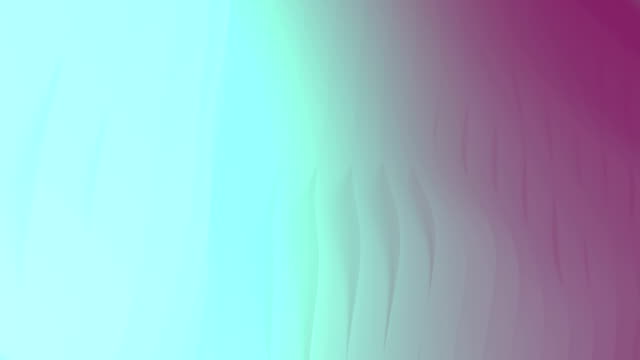 wave bend surface animation in line art style blue and violet background. modern pattern. striped abstract colorful template. motion graphic design. 3d rendering. hd resolution - distorted stock videos & royalty-free footage