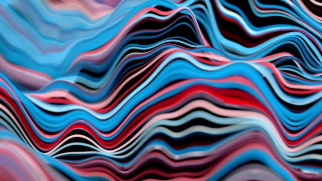 wave landscape - twisted stock videos & royalty-free footage