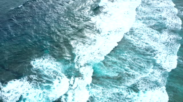 wave of sea surface - seabed stock videos & royalty-free footage