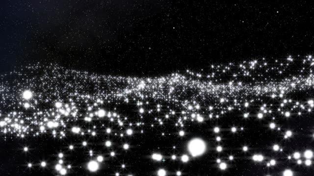 Welle von Sternen