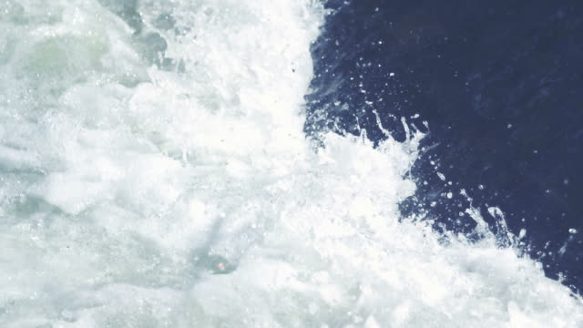 wave splash - flowing water stock videos & royalty-free footage