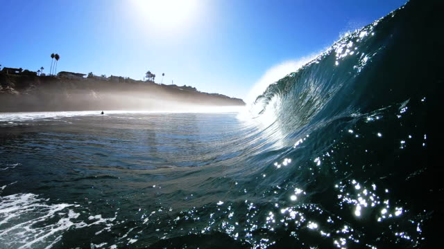 wave - southern california stock videos & royalty-free footage
