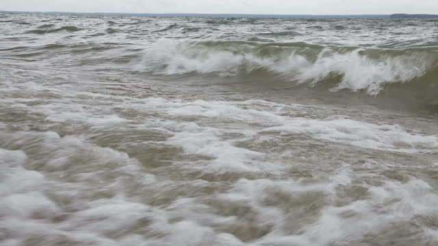 Waves Close Up