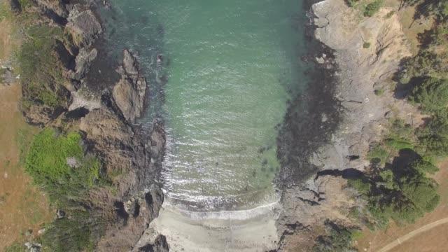 Waves on Pacific Coast