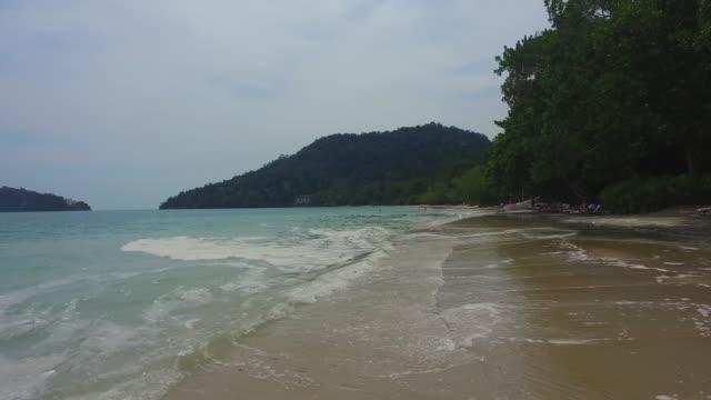 Waves on the Beach / Malaysia