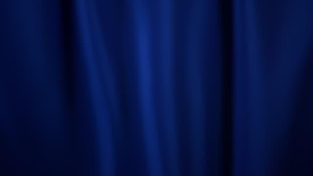 waving blue satin - satin stock videos & royalty-free footage