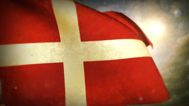 Waving Flag - Denmark