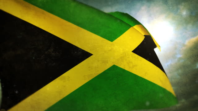 Waving Flag - Jamaica
