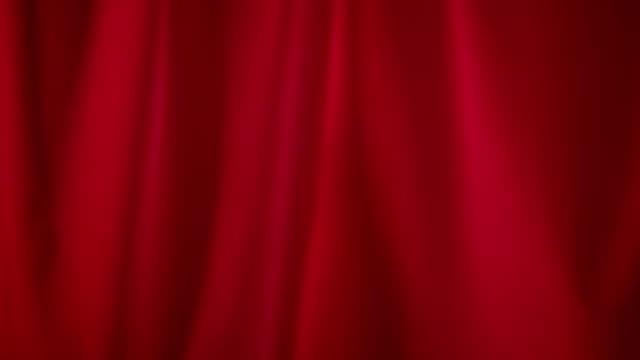 waving red satin - satin stock videos & royalty-free footage
