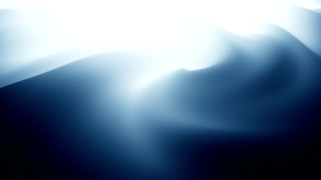 Wavy Cream Close-up (Loopable)