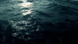 Wavy, Nasty Sea