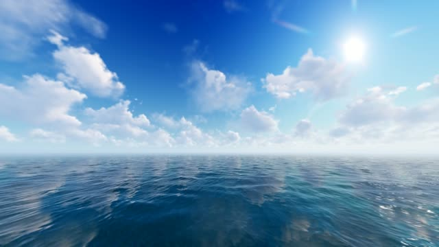vågig havet för världs vatten dagen - ansvarsfullt företagande bildbanksvideor och videomaterial från bakom kulisserna