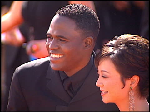 wayne brady at the 2000 emmy awards at the shrine auditorium in los angeles, california on september 10, 2000. - shrine auditorium stock videos & royalty-free footage