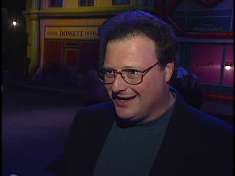 wayne knight at the space jam party at warner brothers studios, burbank in burbank, ca. - space jam stock videos & royalty-free footage