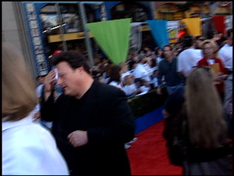 wayne knight at the 'toy story 2' premiere at the el capitan theatre in hollywood california on november 13 1999 - el capitan theatre stock videos & royalty-free footage