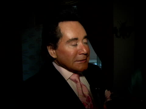 wayne newton on how he became involved with the cause, on the nature of the illness, on science being close to discovering its cause at the 6th... - wayne newton stock videos & royalty-free footage