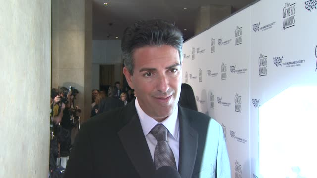 wayne pacelle president of hsus on the event the canadian seal hunt hsus greatest victory of 2008 challenges ahead what people can do to help animals... - ellen degeneres stock-videos und b-roll-filmmaterial
