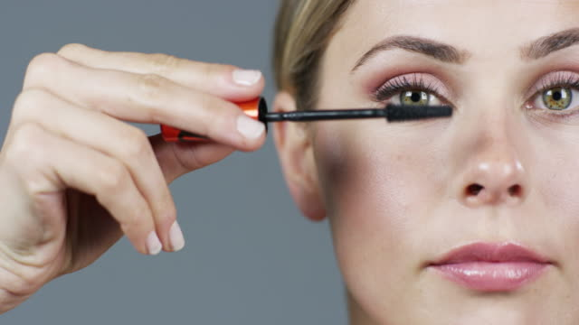 we all need a little lift now and then - mascara stock videos & royalty-free footage