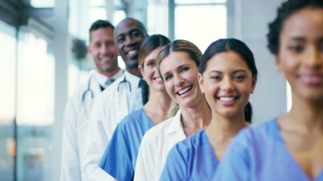 we are all here for the betterment of your health - lab coat stock videos & royalty-free footage