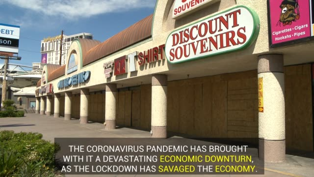 we examine the price the u.s. economy has had to pay in order to 'flatten the curve' of the coronavirus. expert insight is offered by steven blitz,... - flatten the curve stock videos & royalty-free footage