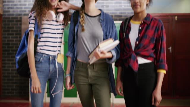 私たちは学校が大好きで、友達がいる場所です - 分校点の映像素材/bロール