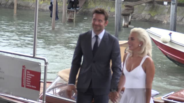 We spotted Lady Gaga and Bradley Cooper arriving in Venice for the Film Festival 2018 and the promotion of their latest movie A Star is Born Venice...