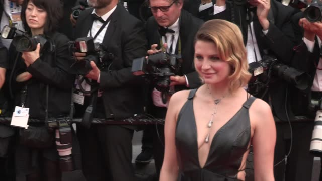 We spotted Mischa Barton on the red carpet for the 70th Anniversary of the Cannes Film Festival on May 23 2017 in Cannes France
