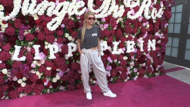 We spotted Sofia Richie attending the Philipp Plein Cruise Show 2018 during the Cannes Film Festival 2017 Wednesday 24 May 2017 Cannes France