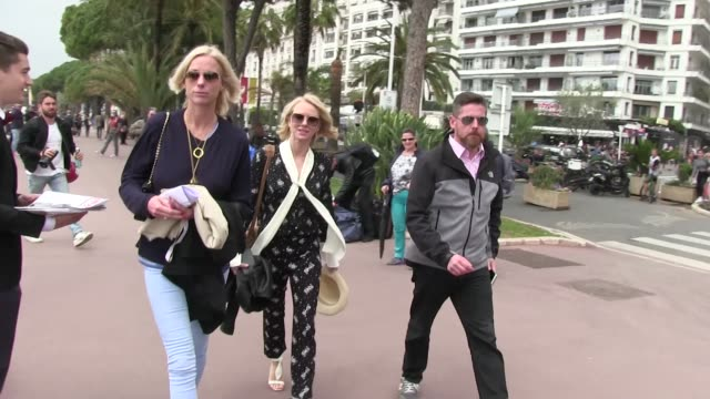 We spotted the Beautiful Naomi Watts running errands on the Croisette during the Cannes Film Festival 2016 Wednesday 11th May 2016 Cannes France