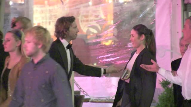 we spotted the stunning james bond girl and oblivion actress olga kurylenko enjoying the nightlife in cannes with some friends no tom cruise around…... - bond girl fictional character stock videos & royalty-free footage