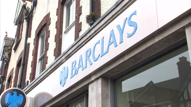 we start this hour with the story of barclays bank and the biggest fine in history for what's been called its shocking and appalling behaviour its... - treasury stock videos and b-roll footage