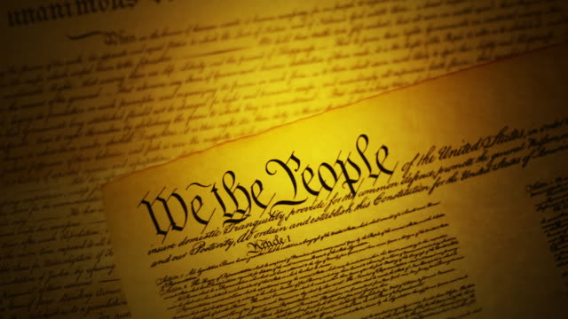 we the people - constitution stock videos & royalty-free footage