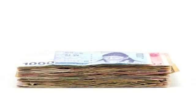 Reichtum zunehmenden und abnehmender-Global Finanzierung