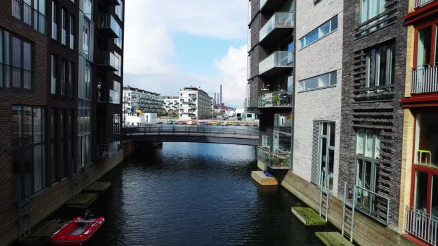 wealthy living - copenhagen stock videos and b-roll footage