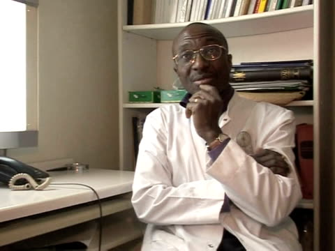 wealthy western nations are a prime destination for doctors and nurses from africa and other developing nations to the detriment of the public health... - benin stock videos and b-roll footage