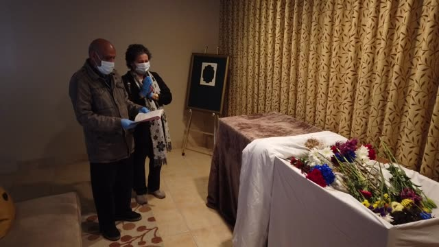 MD: Hindu Family In Maryland Conducts Cremation Ritual Under Coronavirus Restrictions